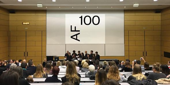 Dan Arhitektonskog Fakulteta Sveucilista U Zagrebu Uz 100